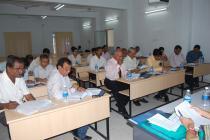 First Senate Meeting 2009