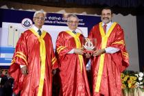 Presenting memento to Chief Guest