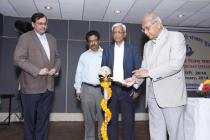 Inauguration of 6th Foundation Day Celebration by the Chief Guest Dr Srikumar Banerjee, former Chairman Atomic Energy Commission of India