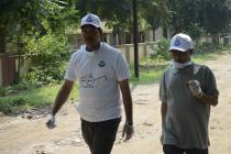 Swachha Bharat Abhiyan taken up by the 'Souls for Solace' society of Students' Gymkhana