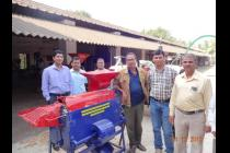 Improvised Maize Sheller [Project Sponsored by Dept of A & FP (Govt. of Odisha)]