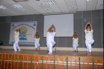 Yoga Day at IIT Bhubaneswar