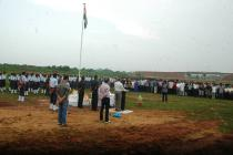 Institute celebrates 69th Independence Day