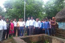 Visit to Argul Village under Unnat Bharat Abhiyan