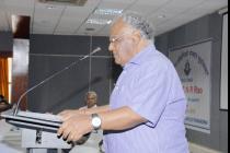 Seminar by Eminent Scientist & Bharat Ratna Prof. C N R Rao on 28-08-2015