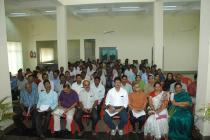 IIT Bhubaneswar Conducted UBA Workshop/Meeting on 7th Nov 2015 at Arugul Campus