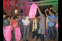 Hostel photogalley on diwali celebration