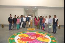 Inauguration of 1st Year Lab Complex