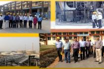 Visit to PPL by a team of faculty members of IITBBS for industry-academia research collaboration