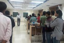 Director Visit to Lab Complex