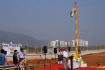 Celebration of 67th Republic Day by IIT Bhubaneswar