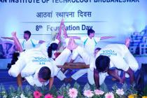 8th Foundation Day Celebration of IIT Bhubaneswar on 12th Feb 2016