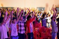 Holi Celebration @ IITBBS