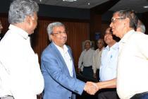 Visit of BOG Chairman Shri Pankaj Ramanbhai Patel to IIT Bhubaneswar