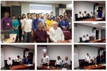 Inauguration of the short-course on computational chemistry through the GIAN scheme
