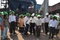 Visit to MGM Steel, Dhenkanal, Odisha by SMMME