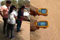 Land Surface Temperature Measurements using IR Thermometers at Bhubaneswar