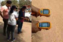 Land Surface Temperature Measurements using IR Thermometers at Bhubaneswar
