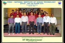Industrial Tour & facility visit by the 1st year students of M.Sc. (Atmosphere & Ocean Sciences) and M.Tech. (Climate Science & Technology) to Indian National Centre for Ocean Information Services (ESSO-INCOIS), Hyderabad