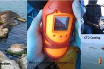 Deployment of Instruments for Ocean & Lake observations during May 2016