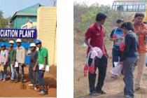 Visit of Odisha Mining Corporation Ltd. (OMC) Chromite Mines and Resistivity Geophysical Survey