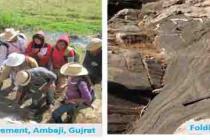 Geological Field Work in Ambaji (Gujrat), and Puri Coast (Odisha)