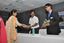 Inaugural Ceremony of GIAN course on Fundamentals of geosynthetic engineering