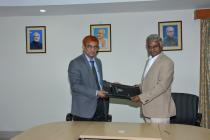 MOU between IIT Bhubaneswar and BHEL for R&D Collaboration