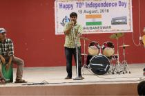 Performance by IITBBS music society