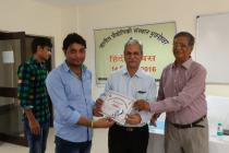 Hindi Divas and Hindi Pakhwada Prize Distribution
