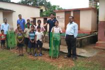 UBA team went for plantation in Khudupur village on 13th September 2016