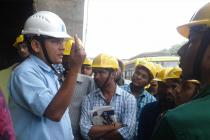 Industry Visit of Second Year Mechanical Students to Paradeep Phosphate Limited, Paradeep