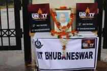 IIT Bhubaneswar Observed Rashtriya Ekta Saptah on 5.11.2016