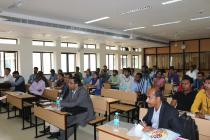 School of Infrastructure, IIT Bhubaneswar Conducted Workshop on Recent Advances in Earthquake Geotechnical Engineering