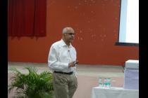 Mr. Subroto Bagchi, Chairman, Odisha Skill Development Authority has given Institute seminar on 27/9/2016