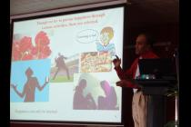 Prof. Kanchan Chowdhury, IIT Kharagpur has given Institute Seminar on 07/01/2017