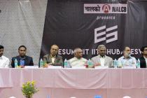 E-Summit 2017 organized by E-Cell of IIT Bhubaneswar