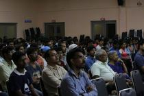 Padma Shri Dr. T. P. Das (Vice Chairman, L V P Eye Institute) on 31/04/2017