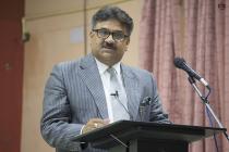 Mr. Anil Trigunayat, (Ambassador, IFS Retd.) on 07/04/2017