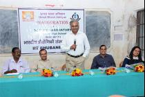 IIT Bhubaneswar established Science Laboratories in Schools in two of the six villages adopted by IIT under Unnat Bharat Abhiyan
