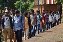 Heritage Trip (Khandagiri, Dhauli, Konark, Ekamra Walk) Organised for the First Year B.Tech Students