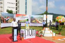 IIT Bhubaneswar celebrates 71st Independence Day in its Campus at Argul