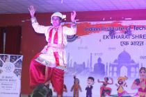 Celebration of Ek Bharat Shreshtha Bharat with paired states of Maharashtra and Odisha at IIT Bhubaneswar  on 01st April 2018