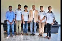Team Prajjwala recipent of NRDC National Budding Innovator Award 2018