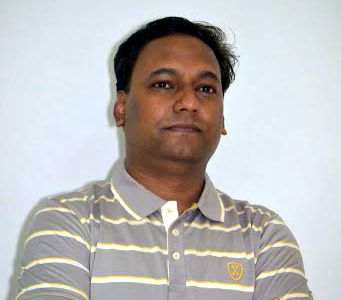 Photo of Mihir Kumar Das