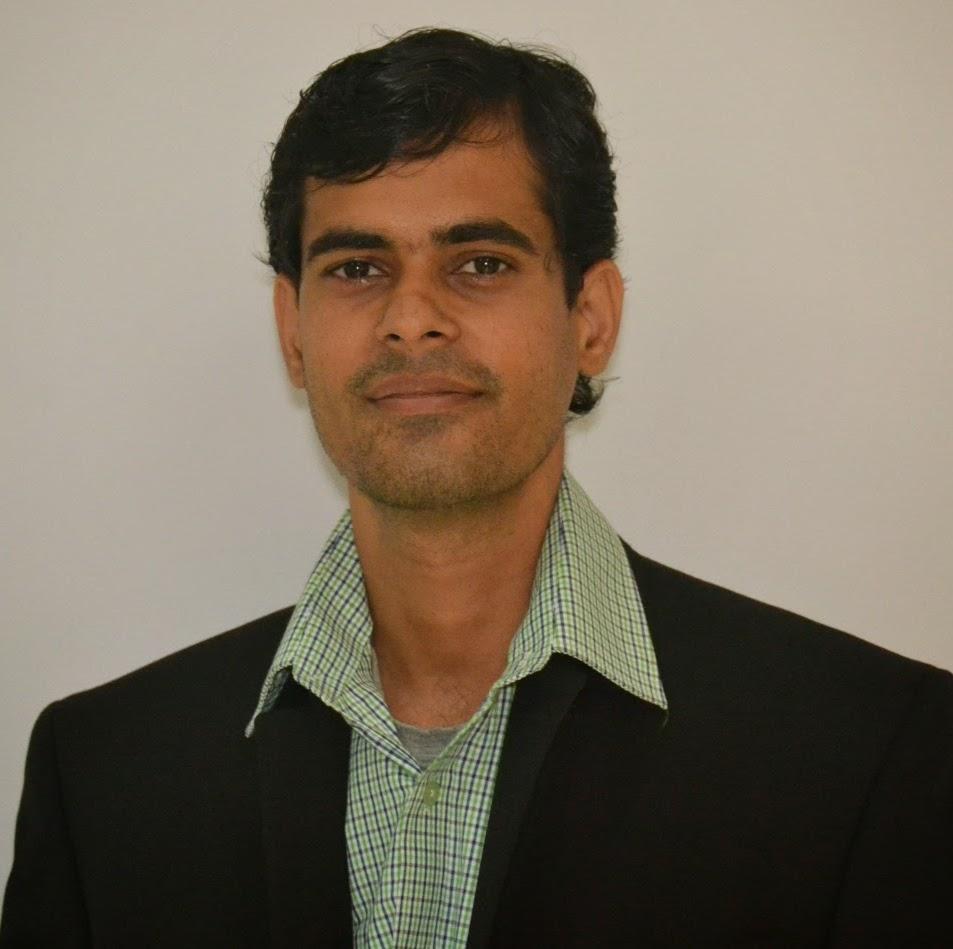 Photo of Srinivasa Ramanujam Kannan