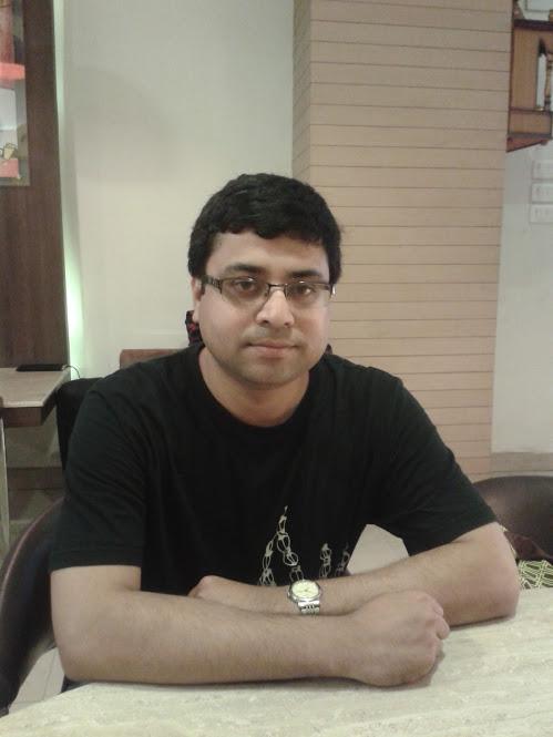 Photo of Kaushik Das