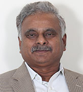 Photo of R. V. Rajakumar