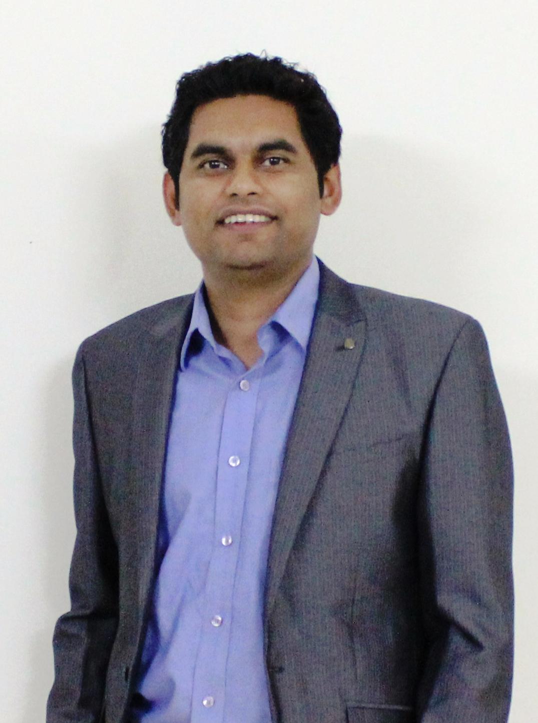 Photo of Anirban Bhattacharya