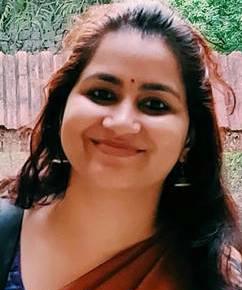 Photo of Madhusmita Dash
